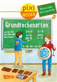 Pixi Wissen 97: VE 5 Basiswissen Grundschule: Grundrechenarten