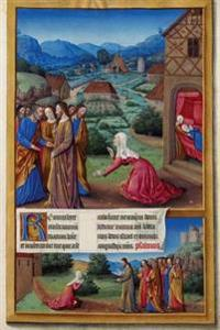 """""""The Canaanite Woman"""" by the Limbourg Brothers: Journal (Blank / Lined)"""
