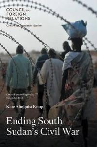 Ending South Sudan's Civil War