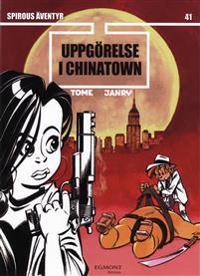 Spirous äventyr 41 Uppgörelse i Chinatown