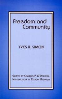 Freedom and Community