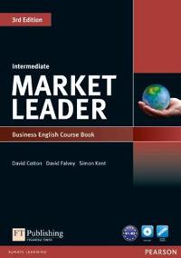 Market Leader 3 Intermediate Coursebook + Self-study Cd-rom + Audio Cd