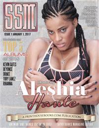 SSM: Issue 1 (Aleshia Haute cover)