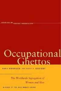 Occupational Ghettos