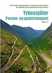 Person- og godstransport; yrkessjåfør - modul 1-6