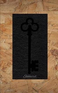 Shhhecret Password Book: Decorative Key Design 2, Password Organizer / Password Journal / Password Keeper, 120 Pages, 5 X 8