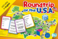 Roundtrip of the U.S.A. Game Box