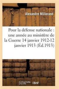 Pour La D�fense Nationale
