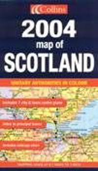 2004 Map of Scotland