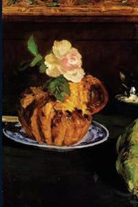 Still Life with Brioche by Edouard Manet: Journal (Blank / Lined)