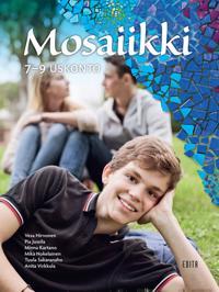 Mosaiikki 7-9 Uskonto (OPS16)