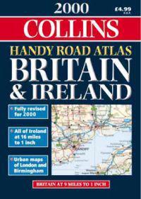 Collins Handy Road Atlas Britain and Ireland