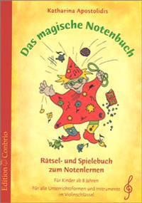 Das magische Notenbuch