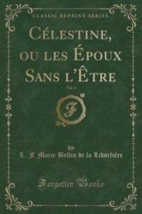 Celestine, Ou Les Epoux Sans L'Etre, Vol. 3 (Classic Reprint)