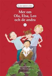 Läs med oss. År 2, Mer om Ola, Elsa, Leo och de andra. LL