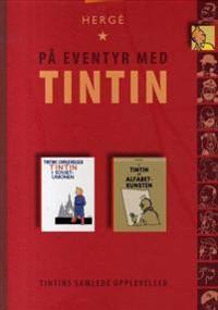 Tintin i Sovjetunionen ; Tintin og alfabetkunsten