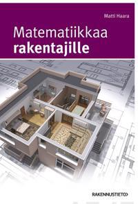 Matematiikkaa rakentajille
