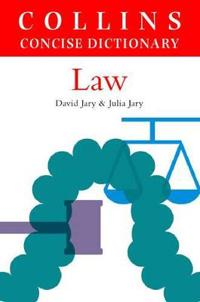 Collins Dictionary of Law