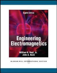 Engineering Electromagnetics (Int'l Ed)