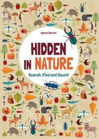 Hidden in nature - search  find and count -  - böcker (9788854411340)     Bokhandel