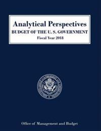 Analytical Perspectives Budget of the U.S. Government Fiscal Year 2018