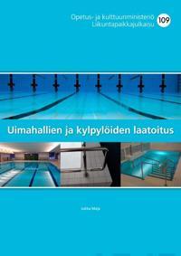 Uimahallien ja kylpylöiden laatoitus