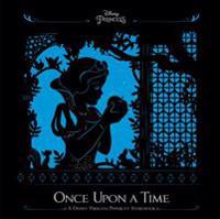 Once Upon a Time: A Disney Princess Papercut Storybook