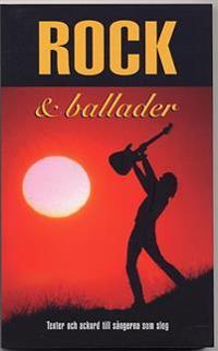 Rock & Ballader pocket (Musiktryck)