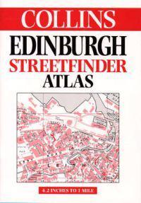 Collins Edinburgh Streetfinder Atlas