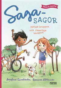 Sagasagor: Fiffiga kroppen och finurliga knoppen - saga och fakta