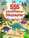 555 roliga klistermärken - Dinosaurier
