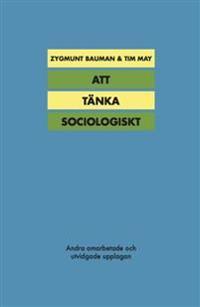 Att tänka sociologiskt