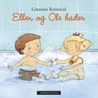 Ellen og OIe bader