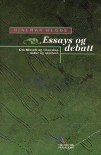 Essays og debatt - Hjalmar Hegge pdf epub