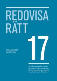 Redovisa Rätt 2017