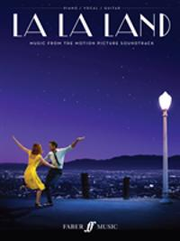 La la land: piano/vocal/guitar matching folio: featuring 10 pieces from the