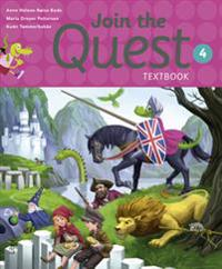 Join the Quest åk 4 Textbook