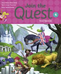 Join the Quest åk 4 Textbook - Anne Helene Røise Bade  Maria Dreyer Pettersen  Kumi Tømmerbakke - böcker (9789147123056)     Bokhandel