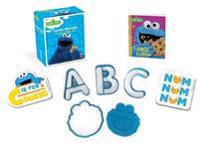 Cookie Monster Cookie Cutter Kit