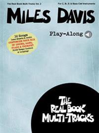 Miles Davis Play-Along: Real Book Multi-Tracks Volume 2