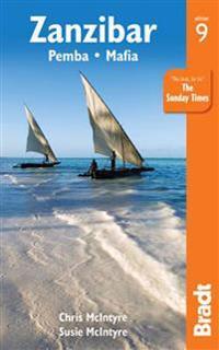 Bradt Zanzibar