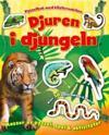 Djuren i djungeln pysselbok med klistermärken