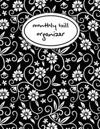 Monthly Bill Organizer: Budget Book - (8.5x11) Large Print with Daily Expense Tracker - 365 Days(12 Month) for Personal or Family Vol.4: Budge