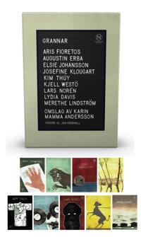 Grannar Box med nio noveller - Elsie Johansson, Lars Norén, Kim Thúy, Lydia Davis, Aris Fioretos, Kjell Westö, Josefine Klougart, Merethe Lindström, Augustin Erba | Laserbodysculptingpittsburgh.com