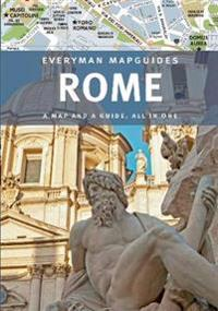 Rome everyman mapguide - 2017 edition