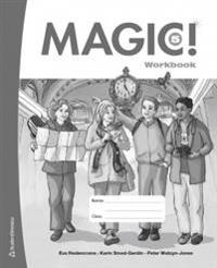 Magic  5 Workbook (10-pack) - Eva Hedencrona  Karin Smed-Gerdin  Peter Watcyn-Jones - böcker (9789144118550)     Bokhandel