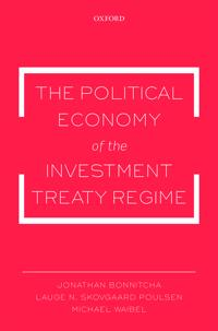 Political economy of the investment treaty regime