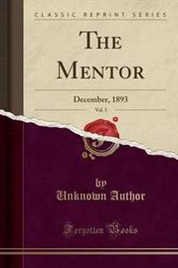 The Mentor, Vol. 3
