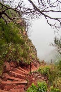 Hiking on Madeira Island Portugal: 150 Page Lined Notebook/Diary