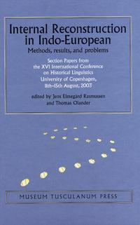 Indo-European Word Formation: Proceedings of the Conference Held at the University of Copenhagen October 20th-22nd 2000